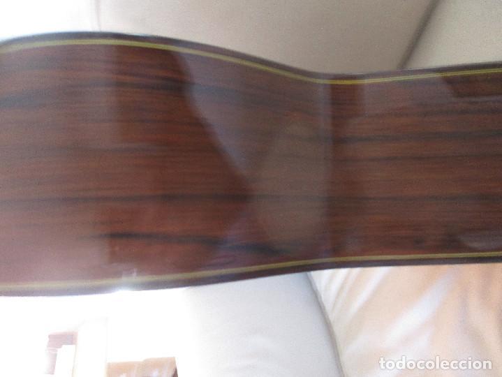 Instrumentos musicales: guitarra antigua Manuel Perez Paez - Foto 6 - 206447703