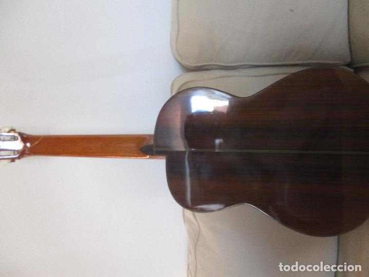 Instrumentos musicales: guitarra antigua Manuel Perez Paez - Foto 7 - 206447703