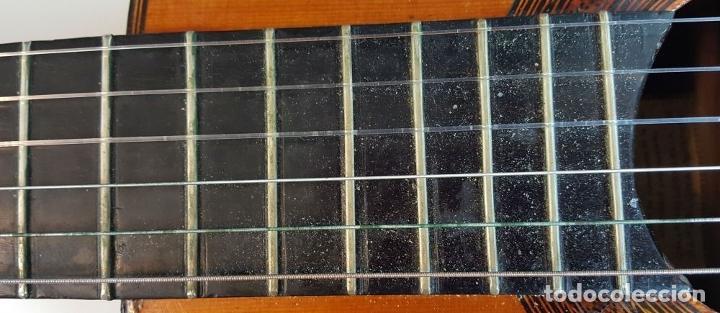 Instrumentos musicales: GUITARRA DE CONCIERTO. FRANCISCO MANUEL FLETA. BARCELONA. FABRICADA EN 1968. - Foto 11 - 206837113