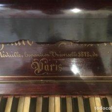 Instrumentos musicales: PIANO. Lote 206972476