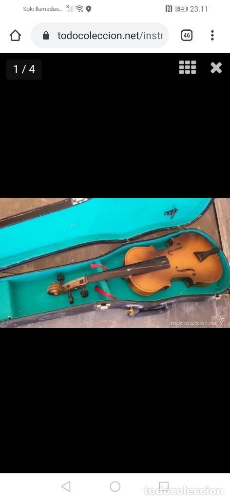 Instrumentos musicales: violin ver - Foto 6 - 61331207