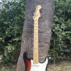 Instrumentos musicales: FENDER STRATOCASTER, MADE IN USA. Lote 207234615