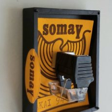 Instrumentos musicales: AGUJA TOCADISCOS 941 DX - SOMAY. Lote 207306492
