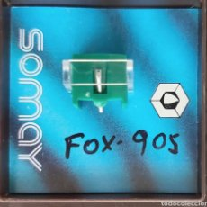 Instrumentos musicales: AGUJA TOCADISCOS - SOMAY - 905. Lote 207307013