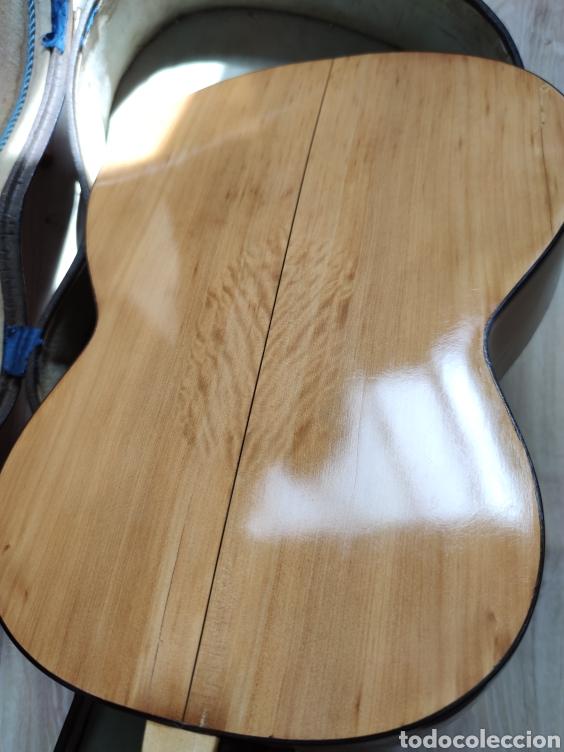 Instrumentos musicales: Guitarra antigua telesforo julve old guitar - Foto 8 - 208137783