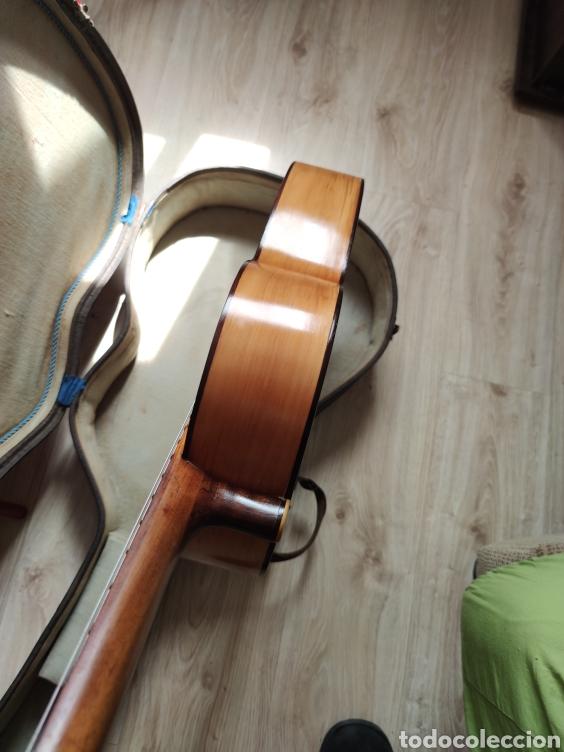 Instrumentos musicales: Guitarra antigua telesforo julve old guitar - Foto 10 - 208137783