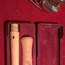 Instrumentos musicales: ANTIGUA FLAUTA. Lote 208179165