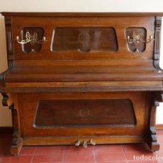 Instrumentos musicales: PIANO ANTIGUO, FABRICA DE PIANOS RIBALTA, BARCELONA. Lote 208410837
