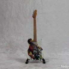Instrumentos musicales: MINI GUITARRA DE BRUCE SPRINGSTEEN. Lote 255931855