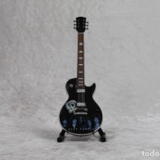 Instrumentos musicales: MINI GUITARRA DE DEEP PURPLE. Lote 208711600