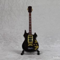 Instrumentos musicales: MINI GUITARRA GRATEFUL DEAD. Lote 208721310