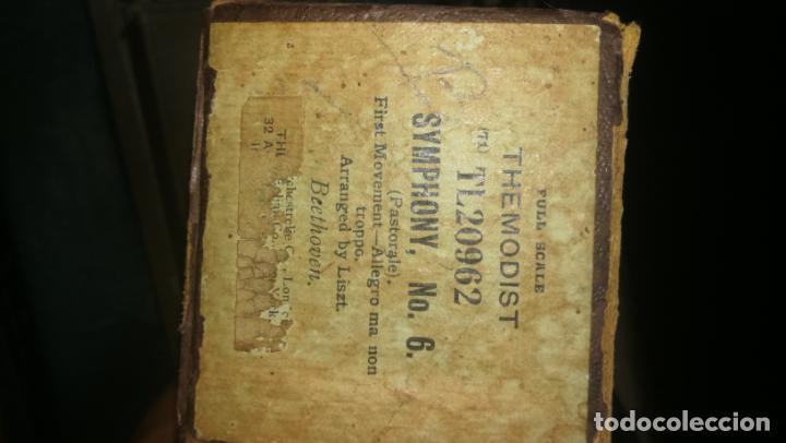Instrumentos musicales: Rodillos para Pianola - Foto 18 - 136977902