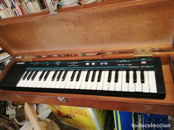 CASIO CASIOTONE MT56 (Música - Instrumentos Musicales - Teclados Eléctricos y Digitales)