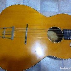 Instrumentos musicales: ANTIGUA GUITARRA ALEMANA JAZZ-GIPSY. Lote 208967468