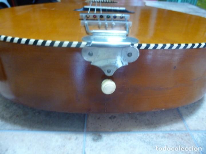 Instrumentos musicales: Antigua guitarra alemana jazz-gipsy - Foto 3 - 208967468