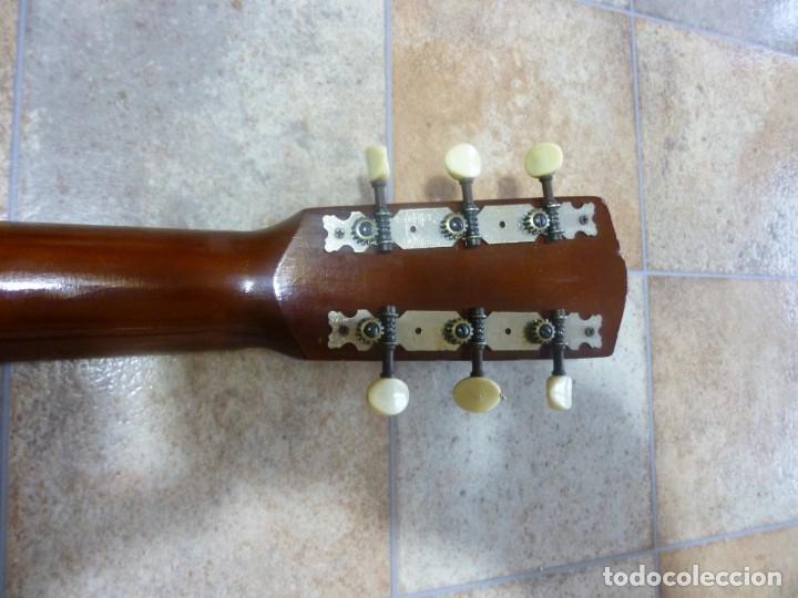 Instrumentos musicales: Antigua guitarra alemana jazz-gipsy - Foto 9 - 208967468