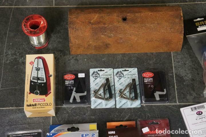 Instrumentos musicales: enorme lote de accesorios musicales DE LAS MEJORES MARCAS a estrenar- lote 265 - Foto 3 - 209036663