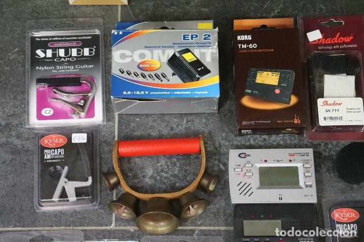 Instrumentos musicales: enorme lote de accesorios musicales DE LAS MEJORES MARCAS a estrenar- lote 265 - Foto 4 - 209036663