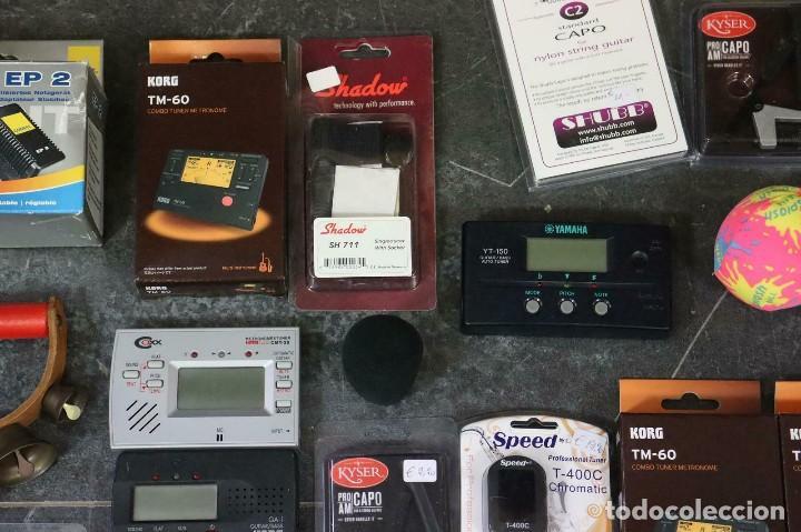 Instrumentos musicales: enorme lote de accesorios musicales DE LAS MEJORES MARCAS a estrenar- lote 265 - Foto 5 - 209036663