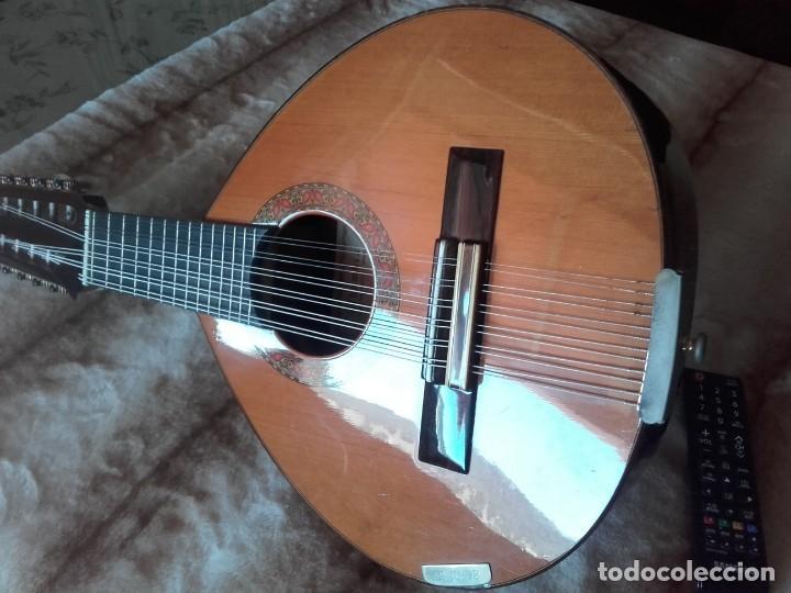 Instrumentos musicales: Bandurria Alhambra 4P - Foto 2 - 209061008