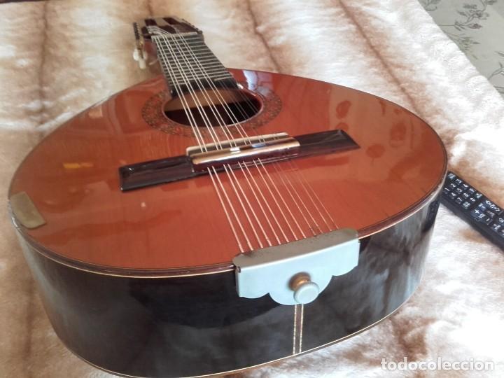 Instrumentos musicales: Bandurria Alhambra 4P - Foto 4 - 209061008