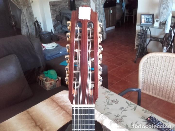 Instrumentos musicales: Bandurria Alhambra 4P - Foto 9 - 209061008