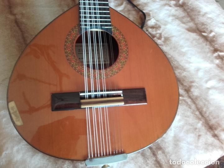 Instrumentos musicales: Bandurria Alhambra 4P - Foto 12 - 209061008