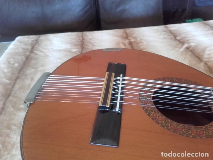 Instrumentos musicales: Bandurria Alhambra 4P - Foto 13 - 209061008