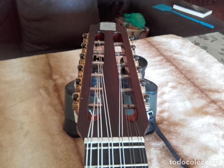 Instrumentos musicales: Bandurria Alhambra 4P - Foto 14 - 209061008