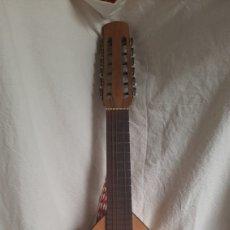 Instrumentos musicales: BONITA BANDURRIA VALENCIANA FABRICA DE GUITARRAS BANDURRIAS Y LAUDES. Lote 209097968