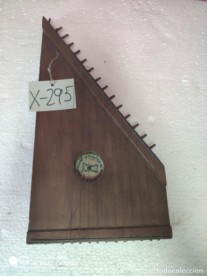INSTRUMENTOS DE CUERDA SINARRA - XXX 295 (Música - Instrumentos Musicales - Cuerda Antiguos)