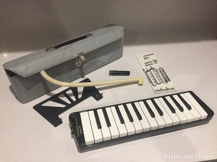 HOHNER MELÓDICA PIANO 26 - MADE IN GERMANY (Música - Instrumentos Musicales - Pianos Antiguos)