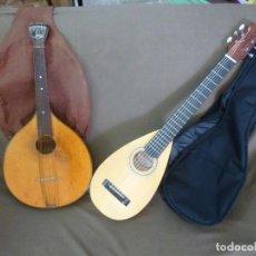 Instrumentos musicales: CISTRO Y CISTER DEL BOSQUE DETMERING. Lote 209143311