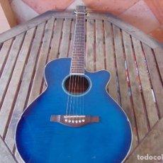 Instrumentos musicales: GUITARRA MARCADA DAYTONA ACUSTICA. Lote 209201253