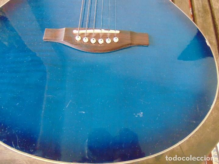 Instrumentos musicales: GUITARRA MARCADA DAYTONA ACUSTICA - Foto 2 - 221986135