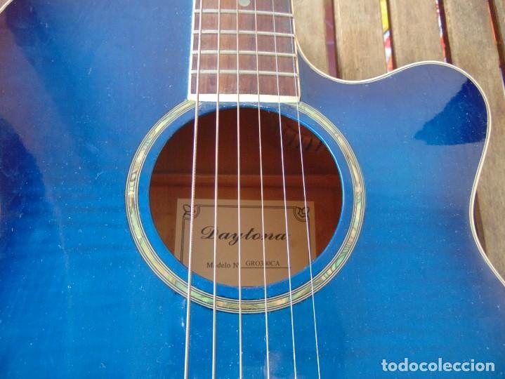 Instrumentos musicales: GUITARRA MARCADA DAYTONA ACUSTICA - Foto 3 - 221986135