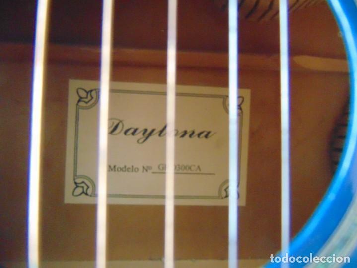 Instrumentos musicales: GUITARRA MARCADA DAYTONA ACUSTICA - Foto 4 - 221986135