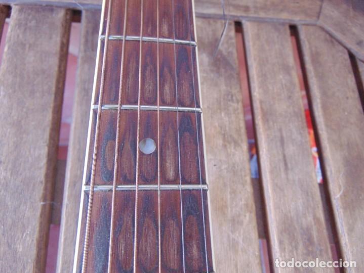 Instrumentos musicales: GUITARRA MARCADA DAYTONA ACUSTICA - Foto 6 - 221986135
