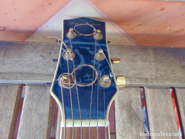 Instrumentos musicales: GUITARRA MARCADA DAYTONA ACUSTICA - Foto 7 - 221986135