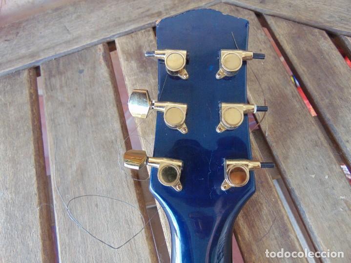 Instrumentos musicales: GUITARRA MARCADA DAYTONA ACUSTICA - Foto 17 - 221986135