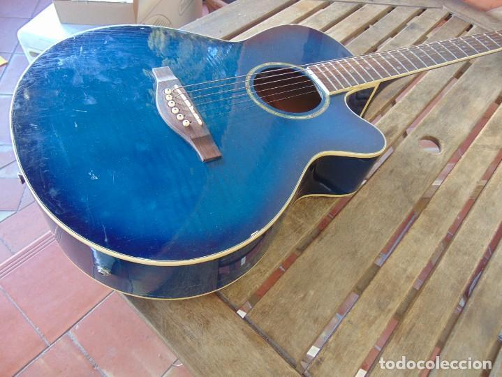Instrumentos musicales: GUITARRA MARCADA DAYTONA ACUSTICA - Foto 20 - 221986135