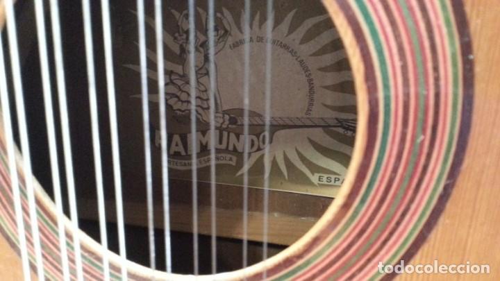 Instrumentos musicales: Bandurria clásica española. Años 60. Magnífico instrumento. - Foto 6 - 209561186