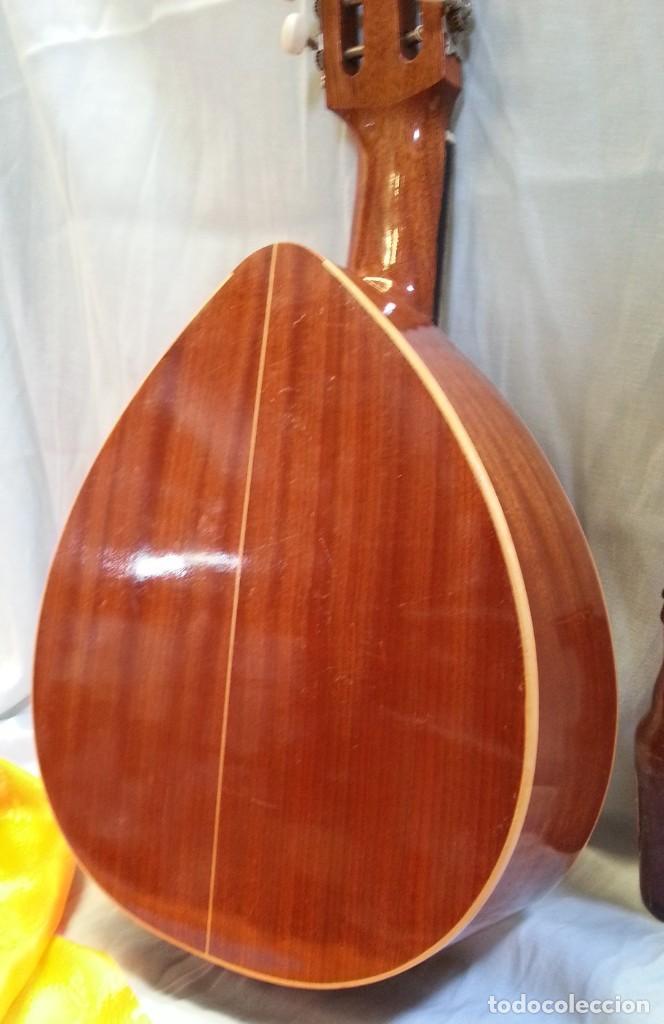 Instrumentos musicales: Bandurria clásica española. Años 60. Magnífico instrumento. - Foto 8 - 209561186