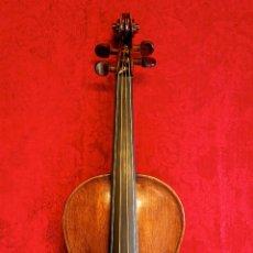 Instrumentos musicales: VIOLÍN DE CONCIERTO FRANCISCO PATZNER 1820. Lote 209700166