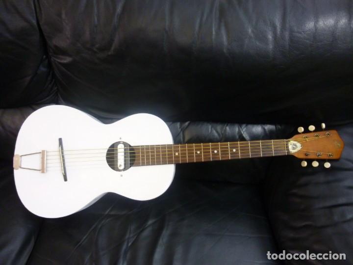 GUITARRA PARLOR FRAMUS DE LOS 60 (Música - Instrumentos Musicales - Guitarras Antiguas)