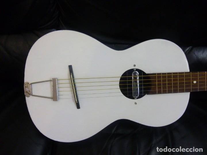 Instrumentos musicales: Guitarra Parlor Framus de los 60 - Foto 2 - 209755850