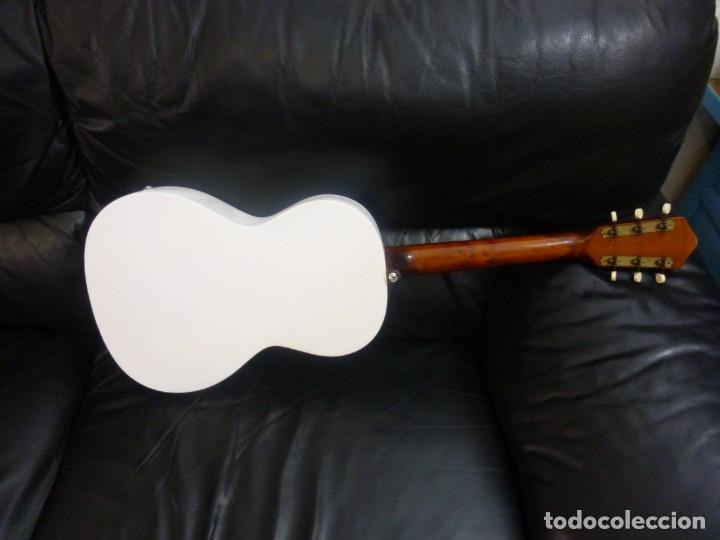Instrumentos musicales: Guitarra Parlor Framus de los 60 - Foto 3 - 209755850