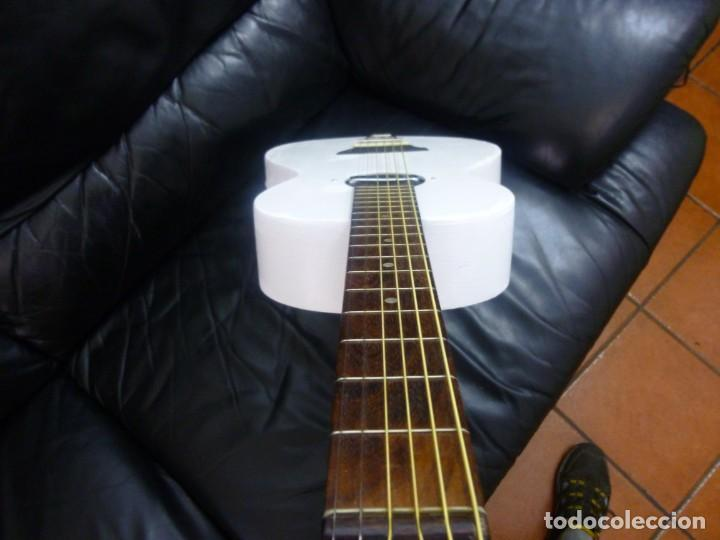 Instrumentos musicales: Guitarra Parlor Framus de los 60 - Foto 4 - 209755850