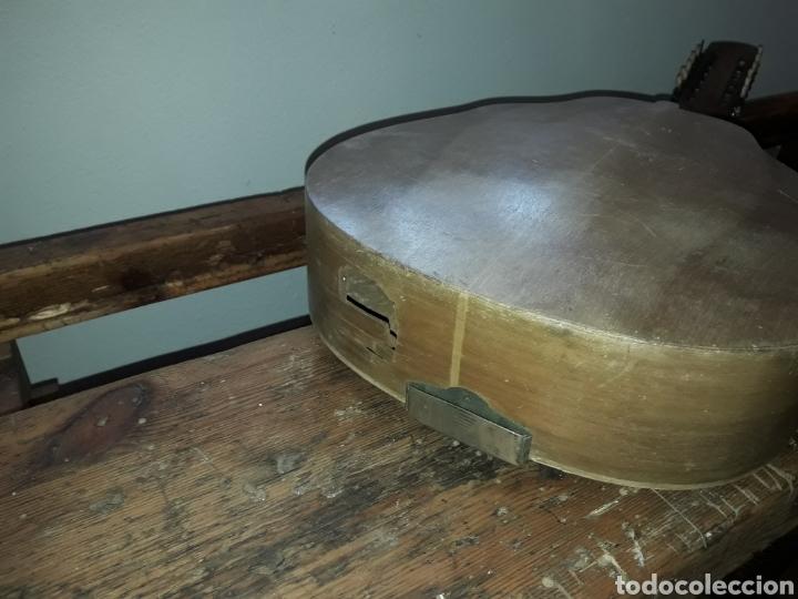 Instrumentos musicales: Antiguo Laud Guillermo Lluquet Valencia para restaurar por luthier o decorar - Foto 3 - 209760536