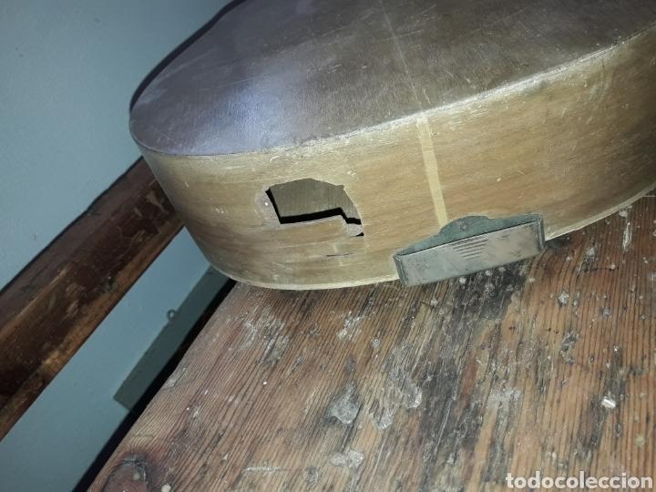 Instrumentos musicales: Antiguo Laud Guillermo Lluquet Valencia para restaurar por luthier o decorar - Foto 4 - 209760536